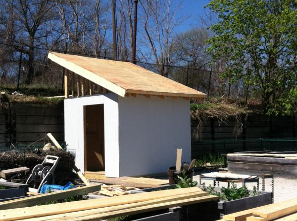 Green Roof Shed Partial Build.JPG